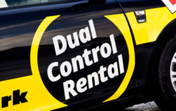 Dual Control Car Hire For Learners