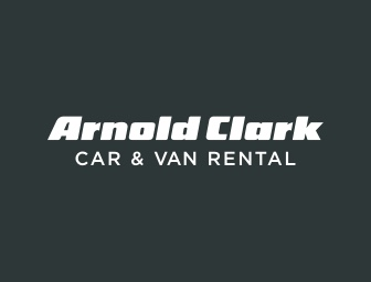 arnold clark car and van rental logo