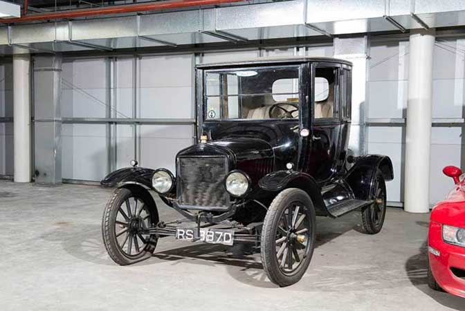 History Of Car Rental What Has Changed