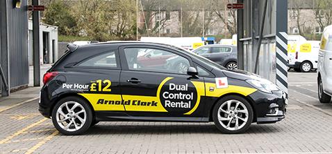 Car Hire In Huddersfield Arnold Clark